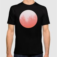 Out Of Focus Mens Fitted Tee Black SMALL