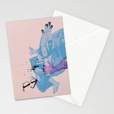Nerd /// Fight Stationery Cards