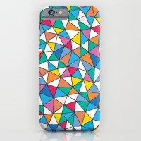 geometric  iPhone 6 Slim Case