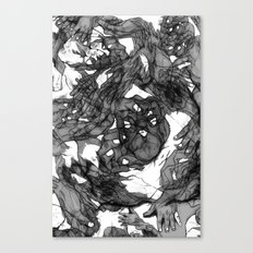 Handsy Canvas Print