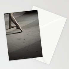 Dancing on Concrete Stationery Cards