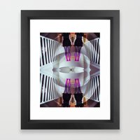 Fun House Framed Art Print