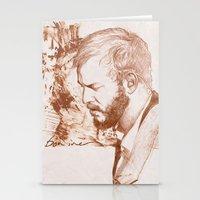 Bon Iver (Justin Vernon) Stationery Cards