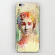 A Simple Girl iPhone & iPod Skin