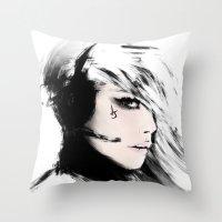 Roger That! Throw Pillow
