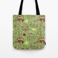 Have A Hipster Christmas… Tote Bag