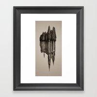 Gothic Revival Framed Art Print