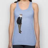 IT'S MORNING AND I THINK OF YOU Unisex Tank Top