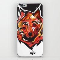 Nalubuff - Fox iPhone & iPod Skin
