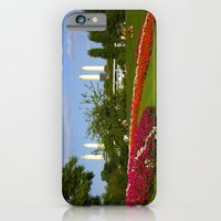 Battersea Power Station and Battersea Park iPhone 6 Slim Case