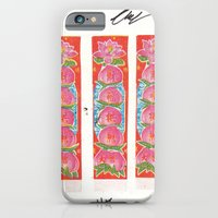 iPhone & iPod Case featuring pink by carleyrae weber