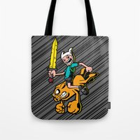 Time Bomb! Tote Bag