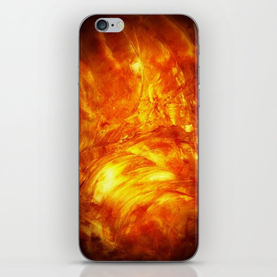 Surface Of The Sun iPhone & iPod Skin