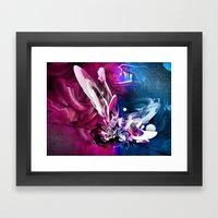 N-Vibe Framed Art Print