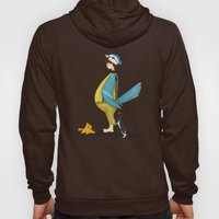 Blue Chickadee Hoody