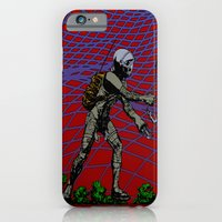 In Martian Fields iPhone 6 Slim Case