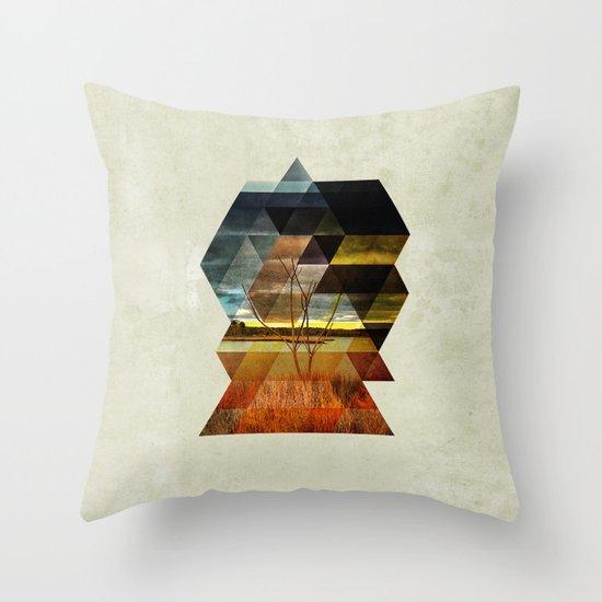 rmyx^gyld^stylk Throw Pillow