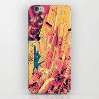Break Up iPhone & iPod Skin