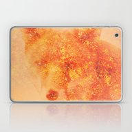 Laptop & iPad Skin featuring IDLE FOX by Vincent Balbastre