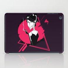 Mademoiselle iPad Case
