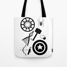 The Avengers Extended Tote Bag