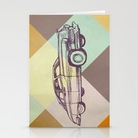 car Stationery Cards featuring Car by Mr and Mrs Quirynen