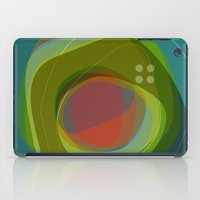 the abstract dream 6 iPad Case