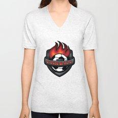 Team Fireball Unisex V-Neck