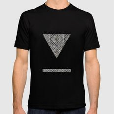 Oh Alah SMALL Mens Fitted Tee Black