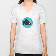 Fishie Unisex V-Neck