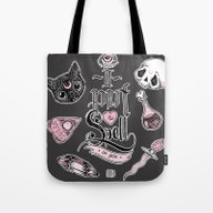 ✭ I Put A Spell On You… Tote Bag