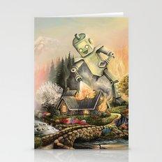 Firelight Cottage Stationery Cards