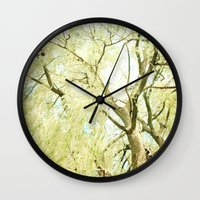 Willow Tree Wall Clock