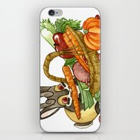 November Jackalope iPhone & iPod Skin