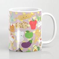 Cute food Mug