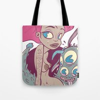 Babes&Monsters Tote Bag