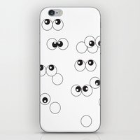 Sightseeing iPhone & iPod Skin