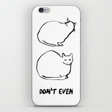 GATO iPhone & iPod Skin