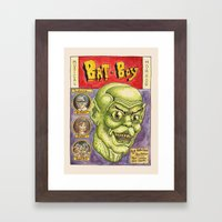 Bat Boy: The Musical! Framed Art Print