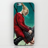 Doof Warrior iPhone & iPod Skin