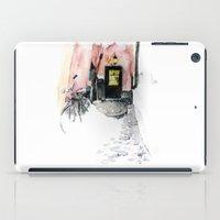 Winter street iPad Case