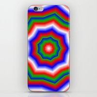 Infinite of Love iPhone & iPod Skin