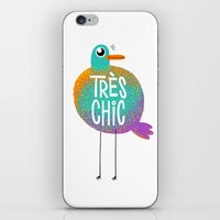 Très Chic iPhone & iPod Skin