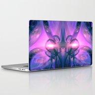 Light And Crystal Sympho… Laptop & iPad Skin