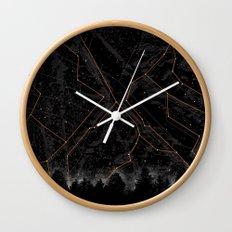Slopes Wall Clock