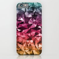 iPhone & iPod Case featuring Broken by purple K