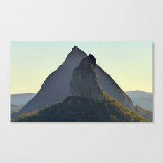 Alignement Canvas Print