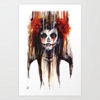 Calavera De Azúcar - Su… Art Print