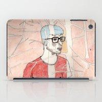 Martes iPad Case