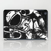 Space Man iPad Case